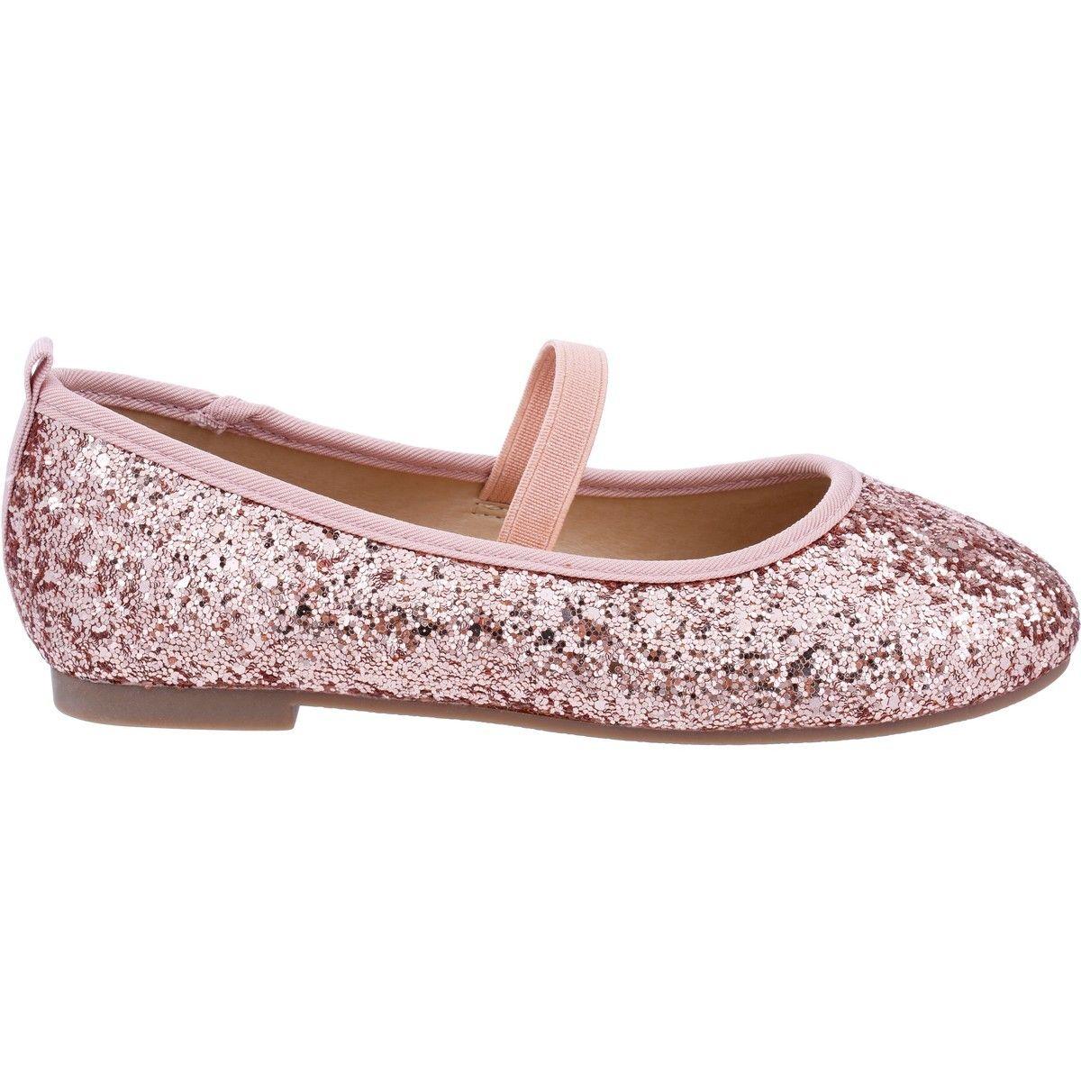 Glitter ballet flats, Girls dress shoes