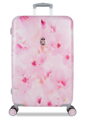 suitsuit Sakura Blossom 4-Rad Trolley 67cm rosa