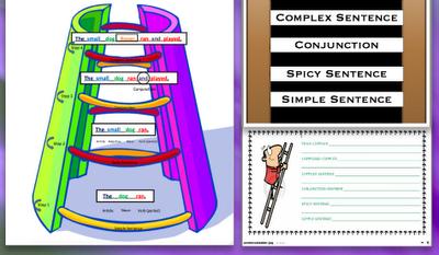 Genius Ladder | Third Grade Fun | Whole brain teaching