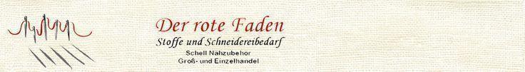 Photo of Der gemeinsame Faden – Stoffe und Schneiderei, #Band und Faden # für …, #Band …, Der gemeinsame Faden …