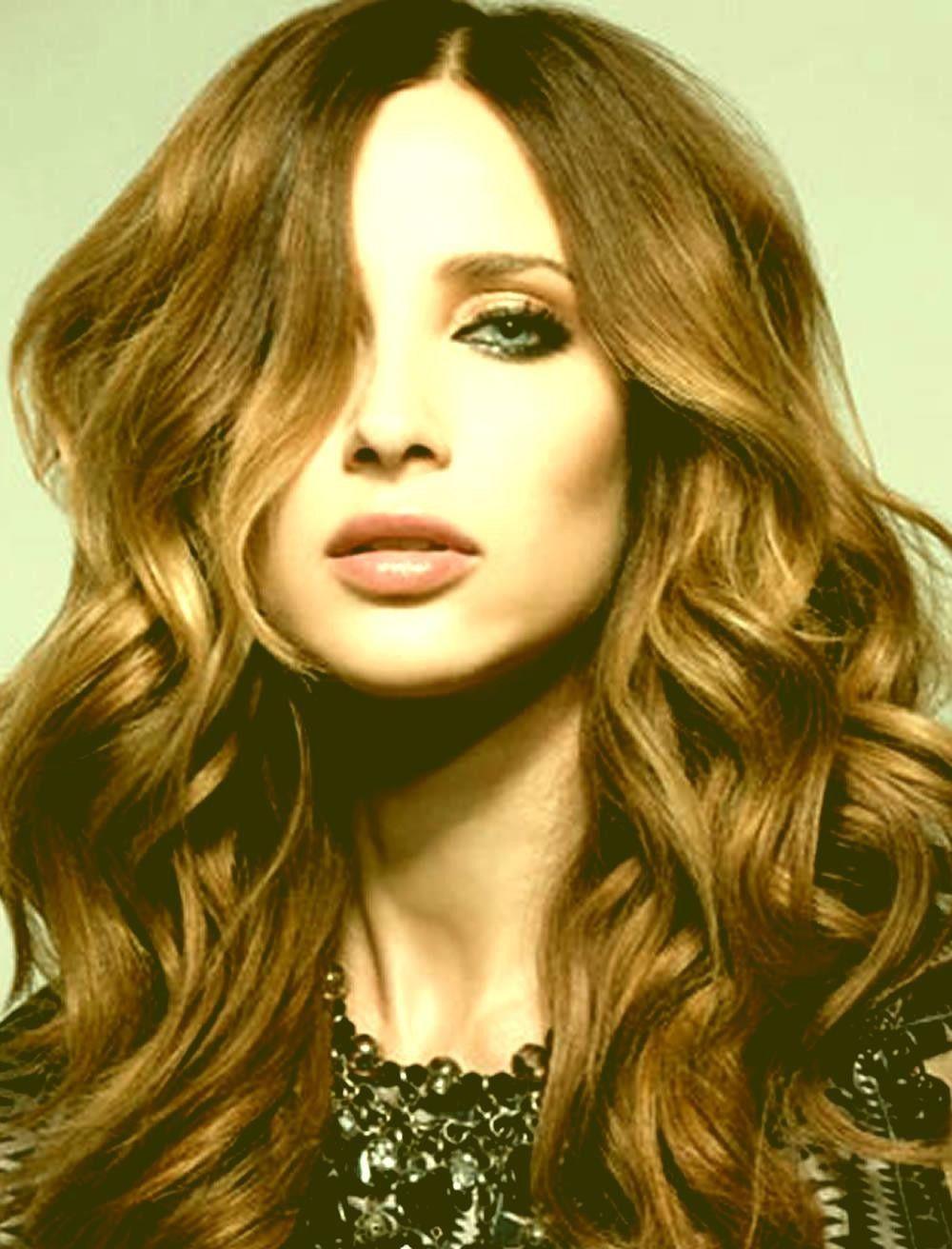 Best Of Long Hair Frisurenschnitte  Lange Frisuren  Pinterest