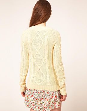 love cardigans, love cable knits