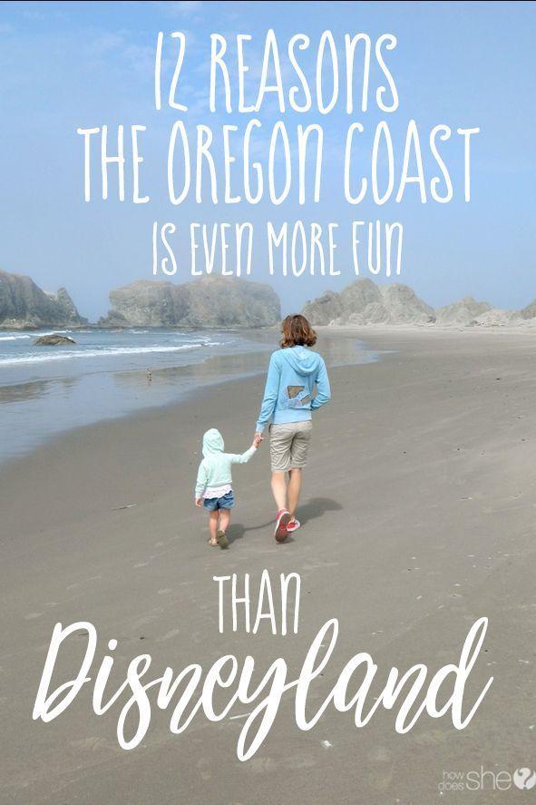 Oregon Coast – 12 Reasons the Oregon Coast is Even Better than Disneyland