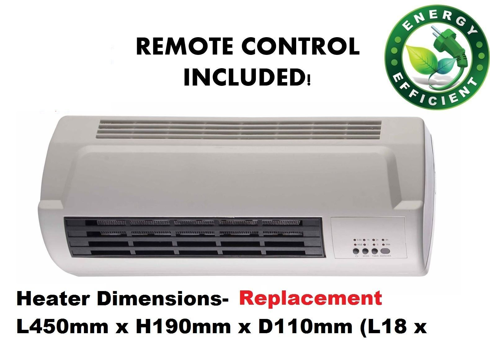 2000w MOTORHOME HEATER COOLER WORKS LIKE AIR CONDITIONER