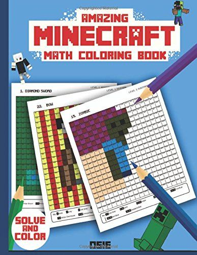Minecraft Easy Cool Math Games