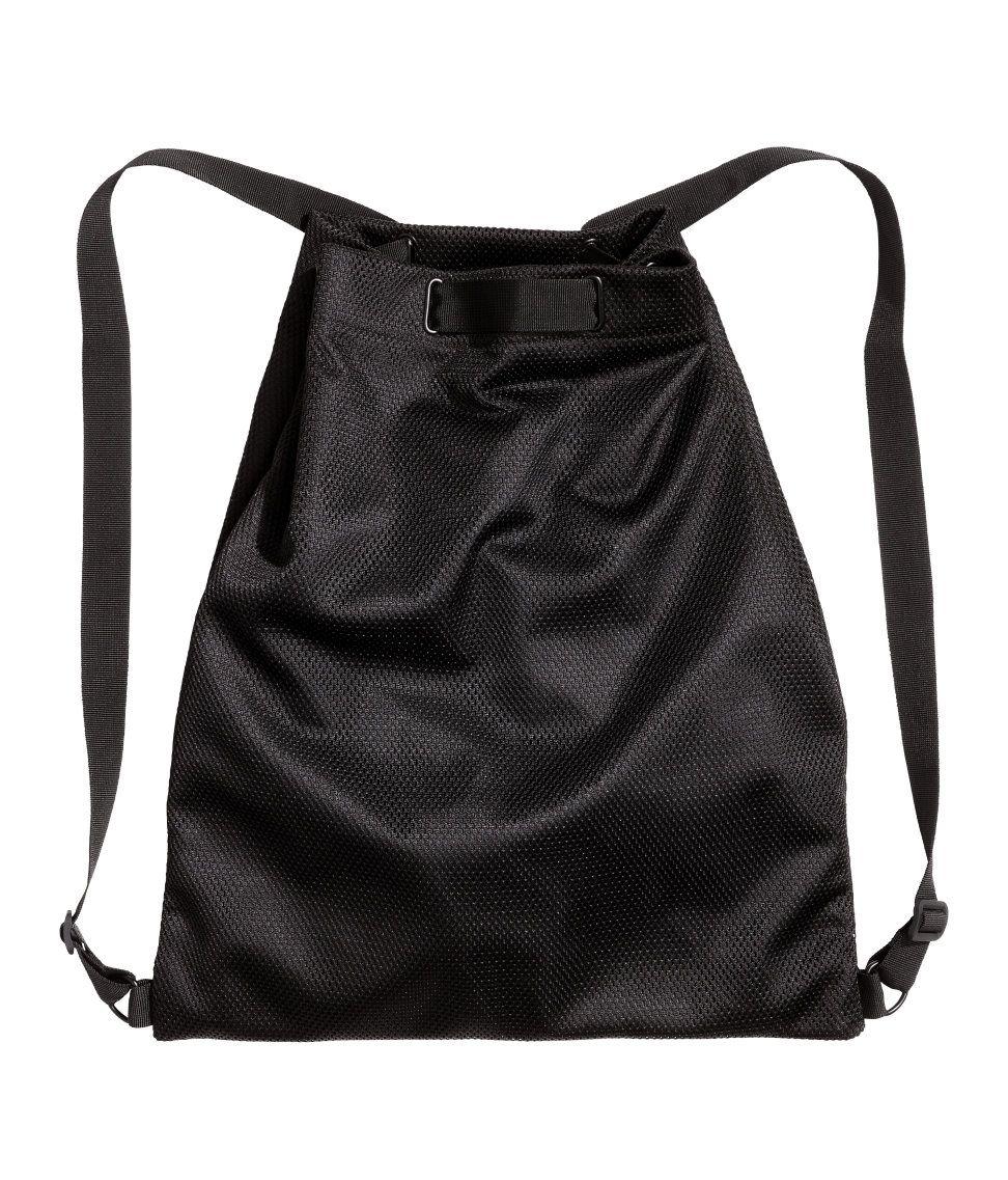 Rugzak van mesh   Zwart   Heren   H&M NL
