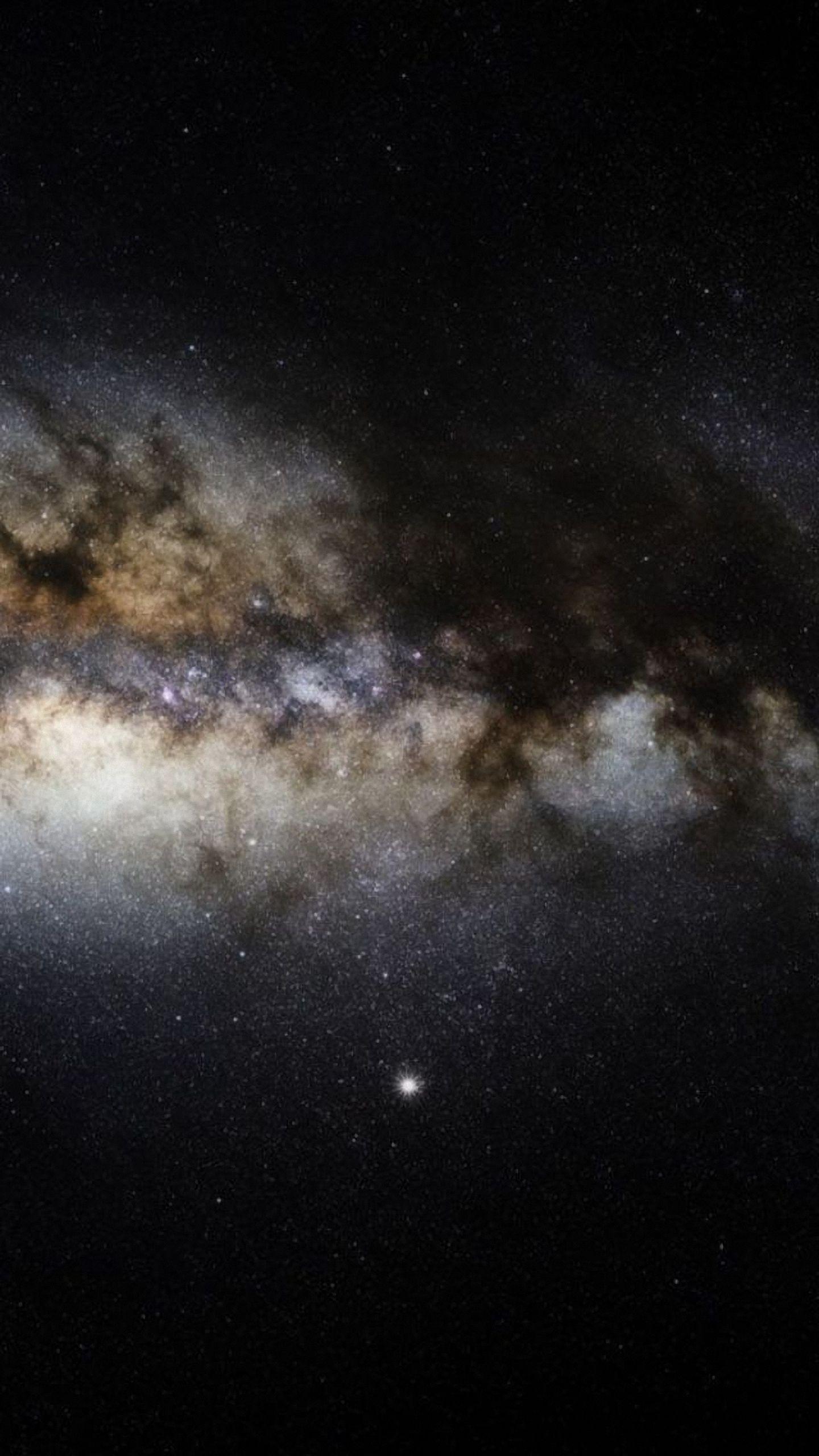 Milky Way Galaxy Galaxy S7 Wallpaper 1440x2560 Galaxy Wallpaper
