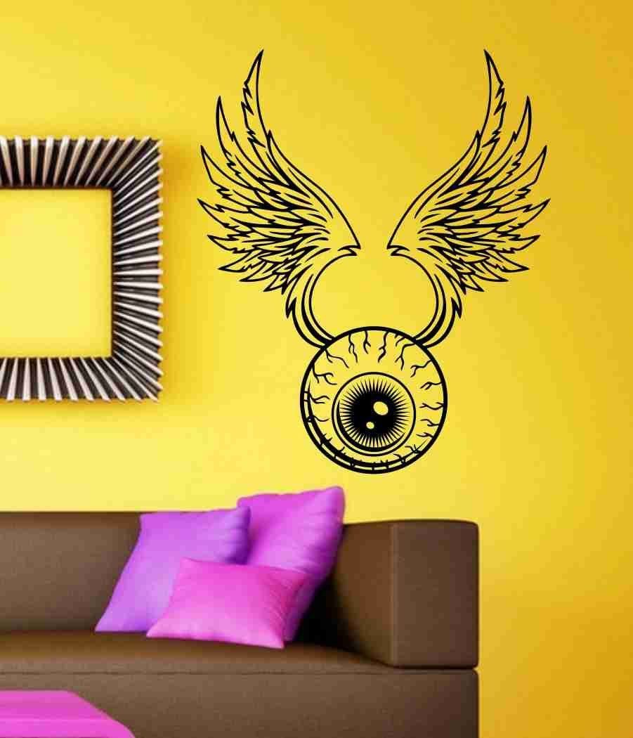 The latest in home decorating. Beautiful wall vinyl decals, that are ...