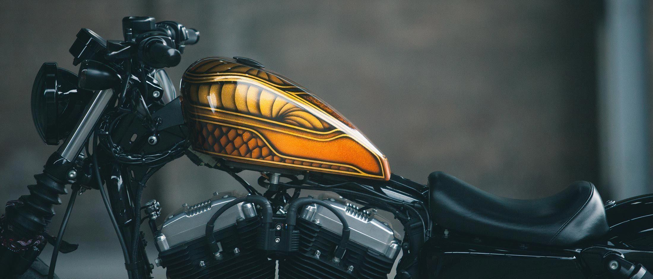 Ninetynineco Ninety Nine Co Harley Davidson Harley Davidson Forty Eight Sportster 48 Fortyeight Iron 883 Chris Harley Davidson Bikes Harley Harley Davidson
