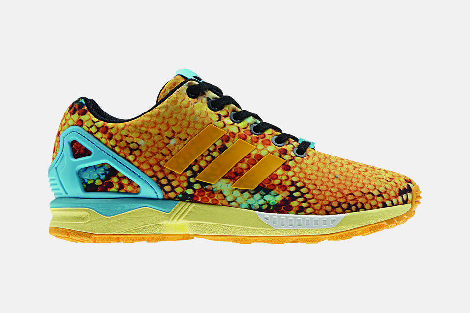 new style 487e2 e9d9d Image of adidas Orignials ZX Flux 2014 Summer