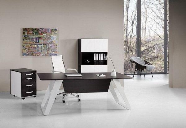 Consejos para elegir los Muebles de Oficina. Decoración de oficinas ...