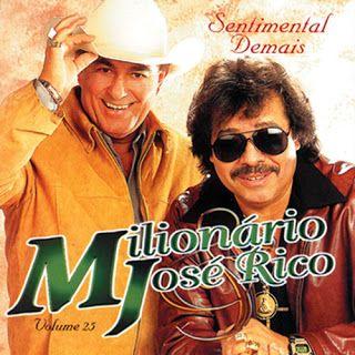 Serttanejo de Verdade ®: Milionário e José Rico