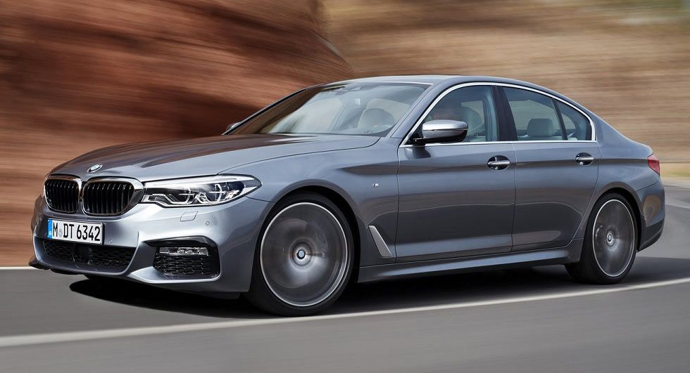 Bmw 540d Slated To Bring Diesel Power To The U S 2017 Bmw 5