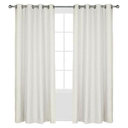 Outdoor Decor™ Gazebo Solid Indoor/Outdoor Grommet Top Curtain Panel