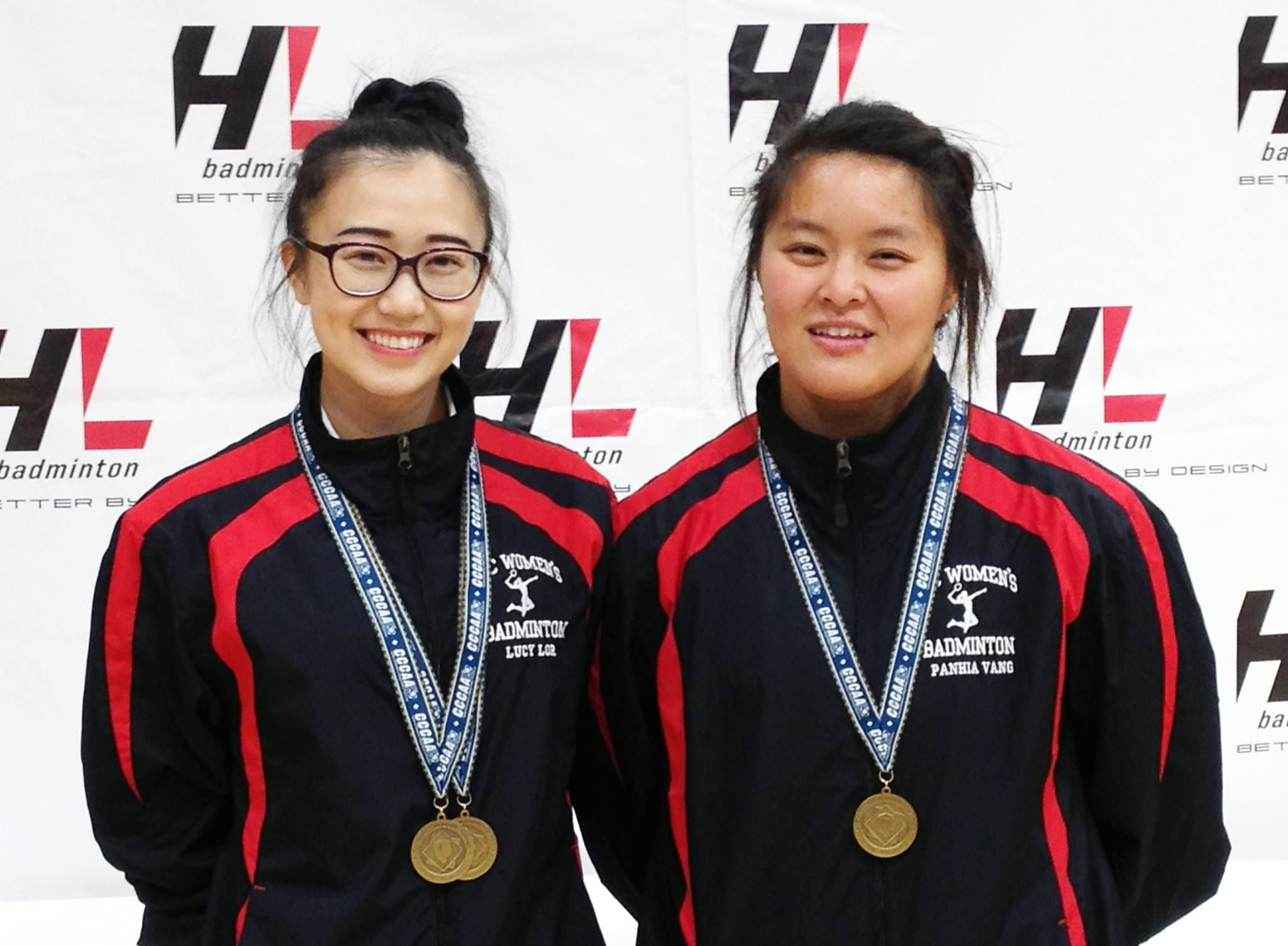 Fresno City College Players Lucy Lor And Panhia Vang Were Named To The Inaugural Badminton Coaches Association Cccbca All Ameri Fresno City City College Fresno