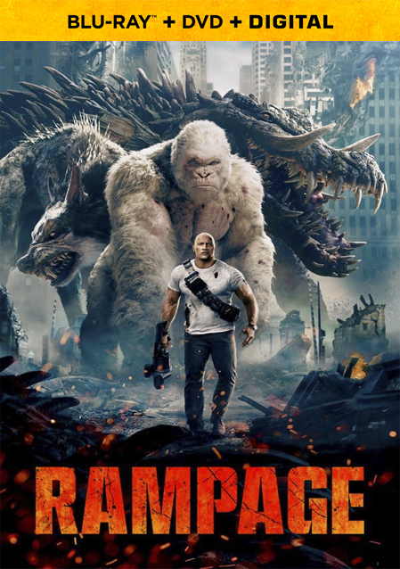 فيلم Rampage 2018 مترجم اون لاين الرئيسية افلام اجنبي فيلم Rampage 2018 مترجم اون لاين اكشن فيلم Rampage 2018 Rampage Movie Full Movies Best Action Movies