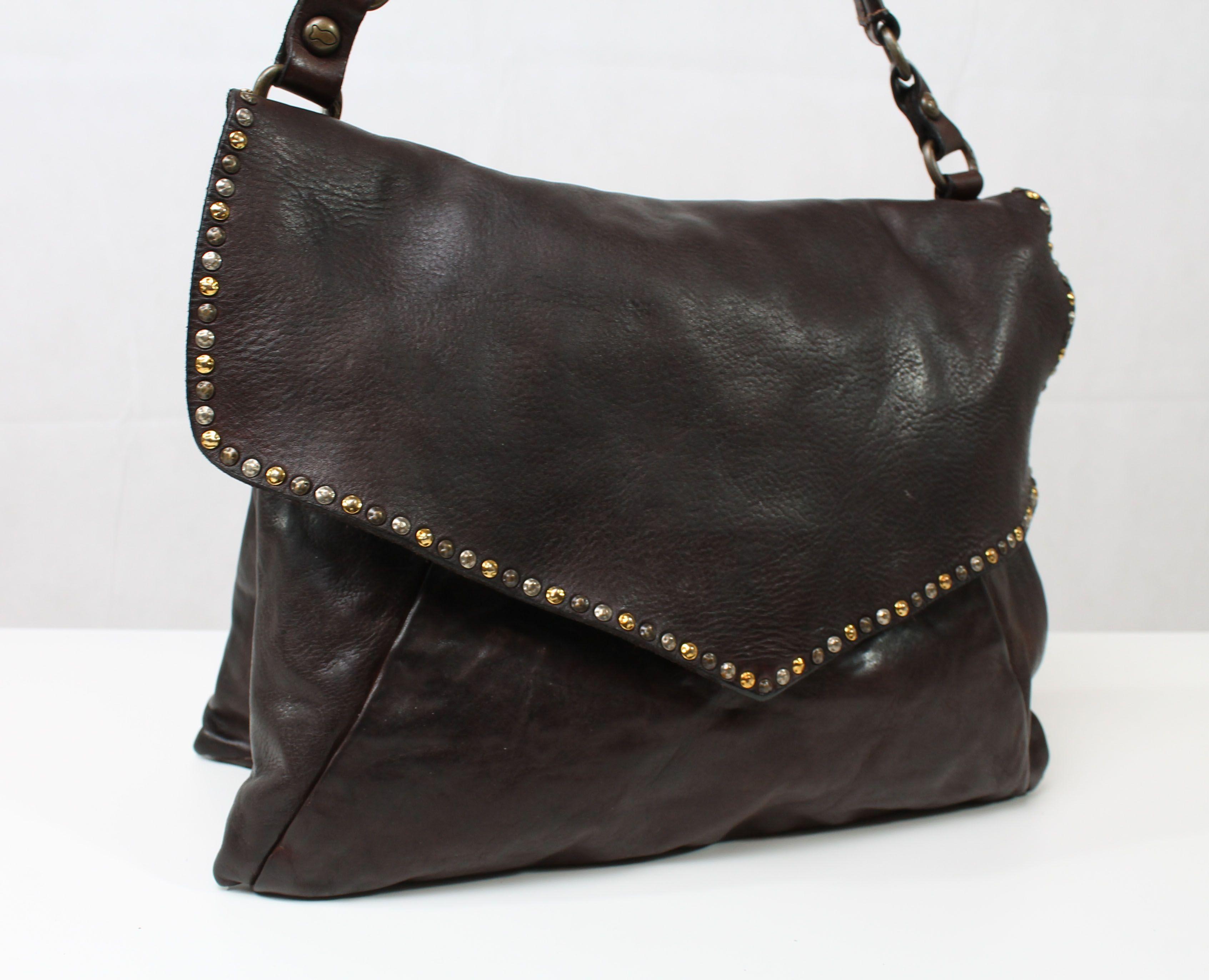 f3aef10eee8 C4004 vl Dark Brown Campomaggi Bag   Campomaggi Bags   Pinterest ...