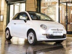 Fiat 500 la petite robe noire de guerlain