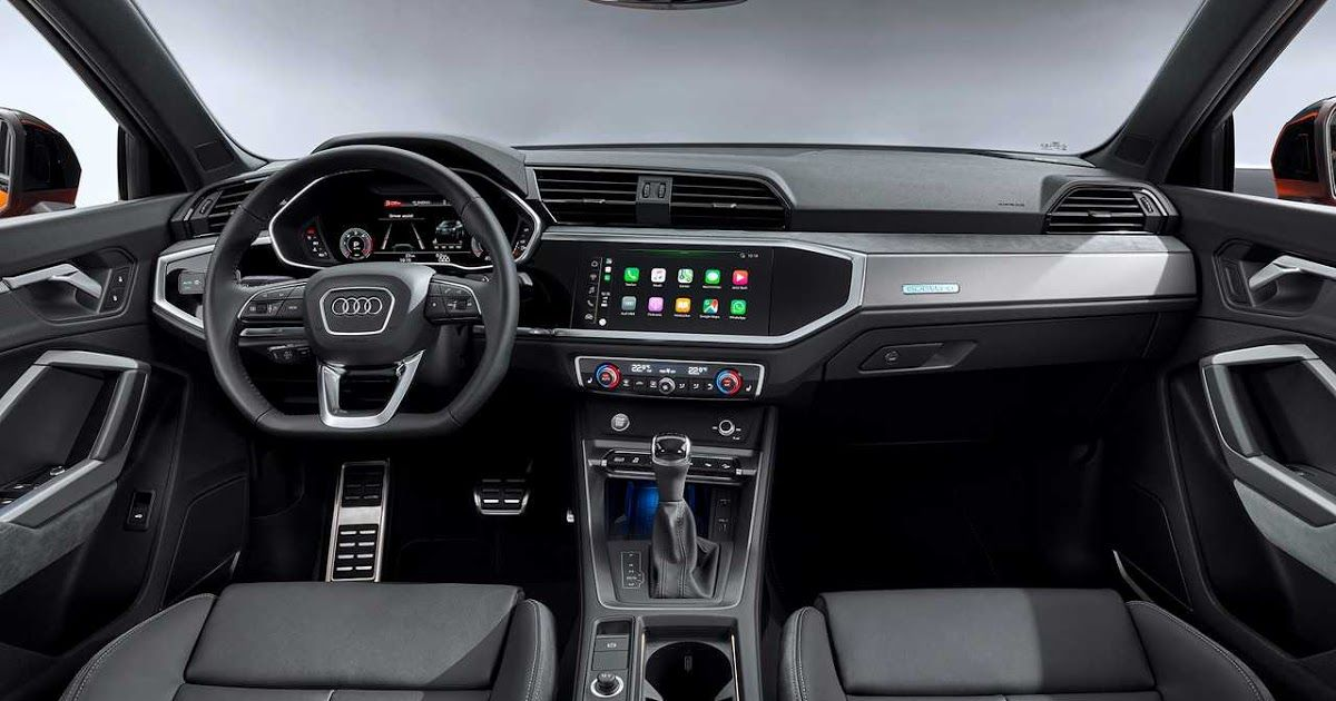 Premium Plus Trim Will Start At 36500 Which Is A Small Price Increase Ambient Led Interior Lighting Package Plus 2020 Audi Q3 Sportback Debuts With Sloped R Di 2020