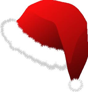Santa Claus Hat Clip Art Vector Clip Art Online Royalty Free Public Domain Christmas Hat Free Clip Art Santa Claus Hat