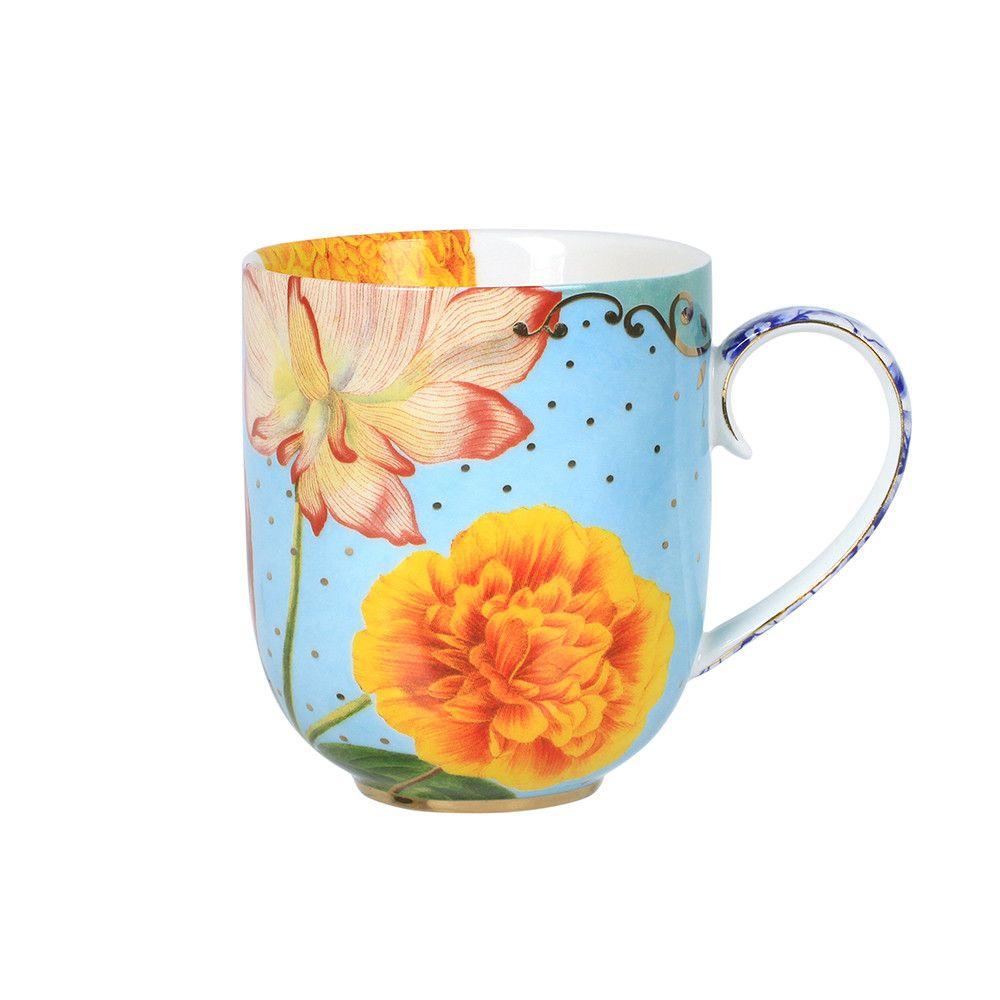 Royal Pip Flowers Mug Large Patternteacuptea
