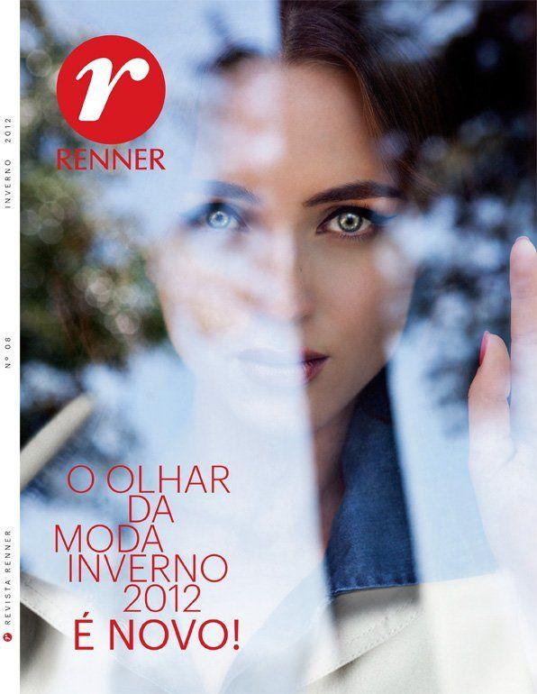 Revista Renner Inverno 2012. É NOVO!
