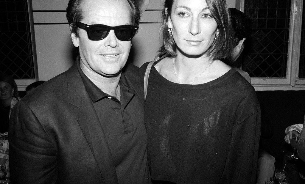 Jack Nicholson & Anjelica Huston