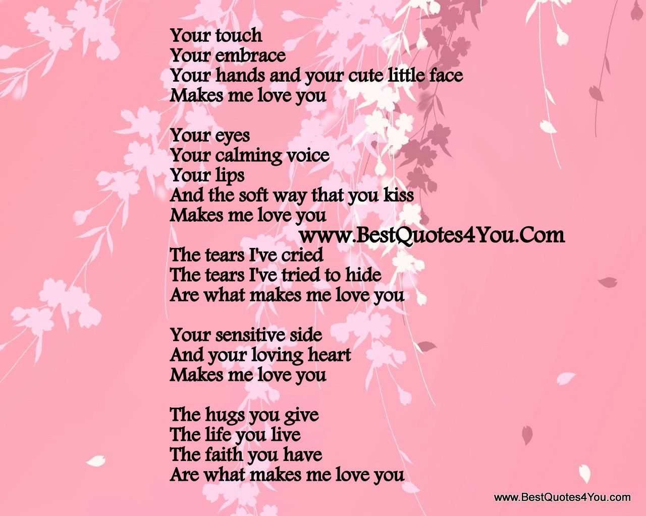 boyfriend+poems | Cute Love Quotes for Your Boyfriend