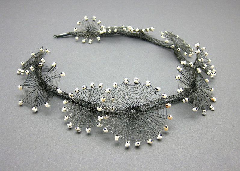 Necklace | Renate Scholz. | Wearables | Pinterest | Schmuckdesign ...