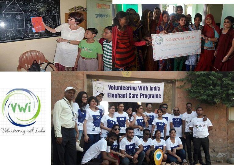 VolunteeringwithIndia is the nonprofit organization where