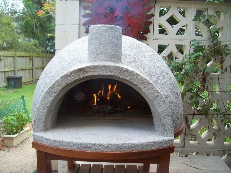 Pizzaofen bauen anleitung und fotos home pinterest - Pizzaofen garten selber bauen ...
