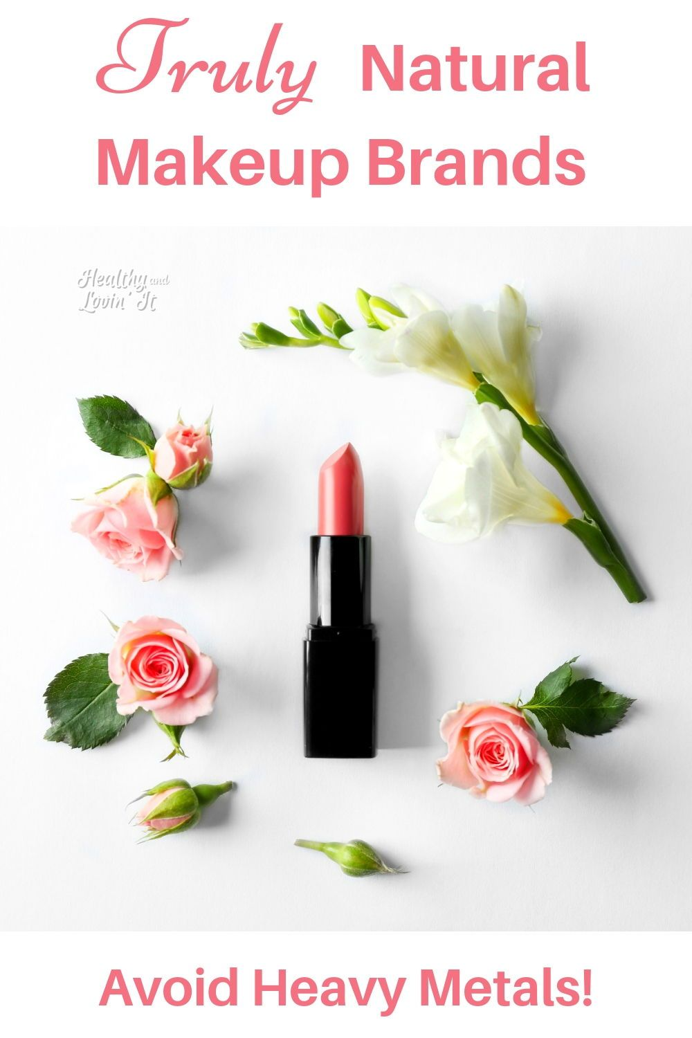 Natural Makeup Brands No Toxic Ingredients or Heavy