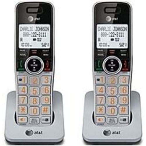 AT&T CL82314 DECT 6.0 Cordless Telephone - 3 Handsets