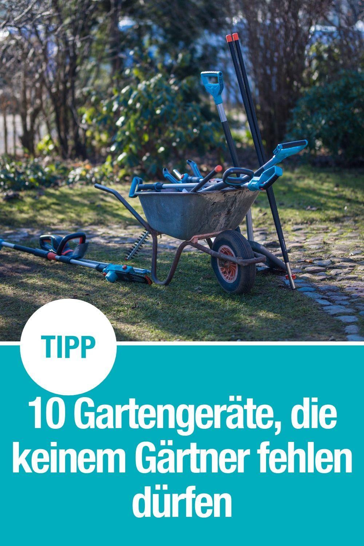 10 Gartengerate Die Keinem Gartner Fehlen Sollten Gardena Gartengerate Garten Garten Umgraben