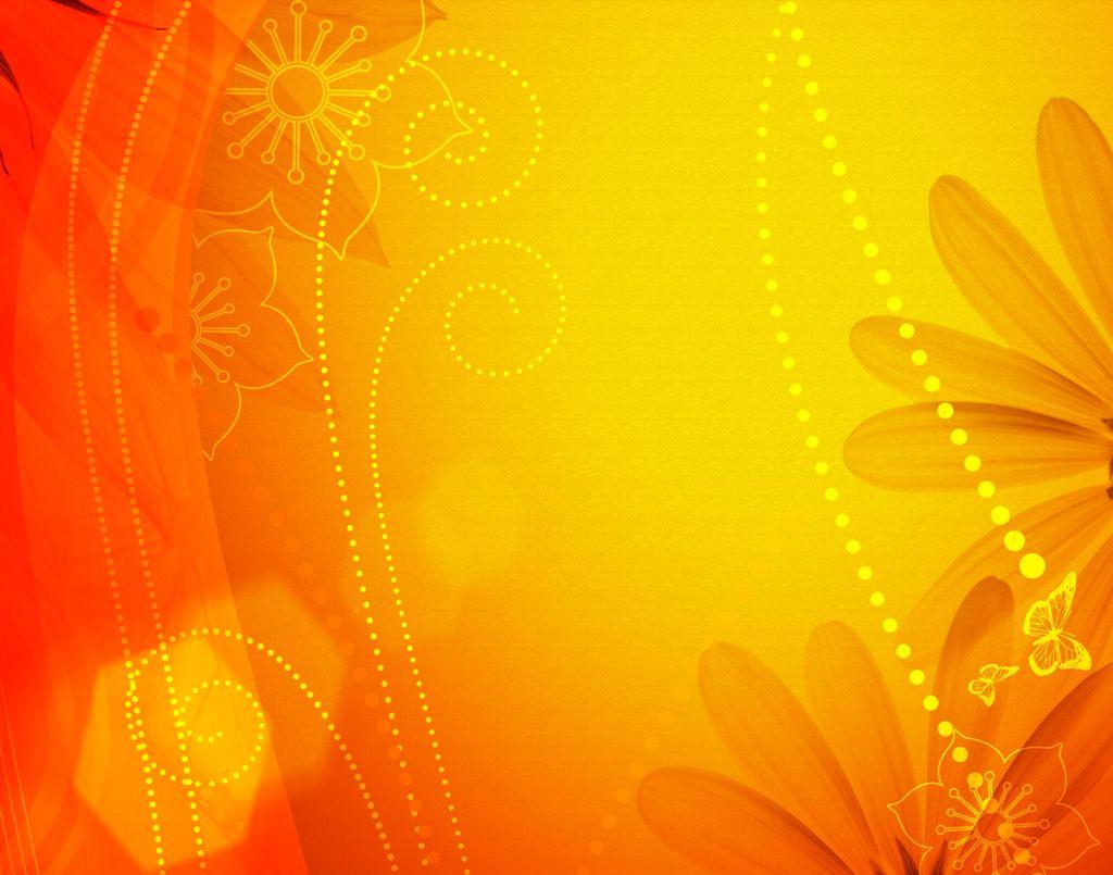 Orange Background Wallpaper 1024805 Orange Backgrounds 33