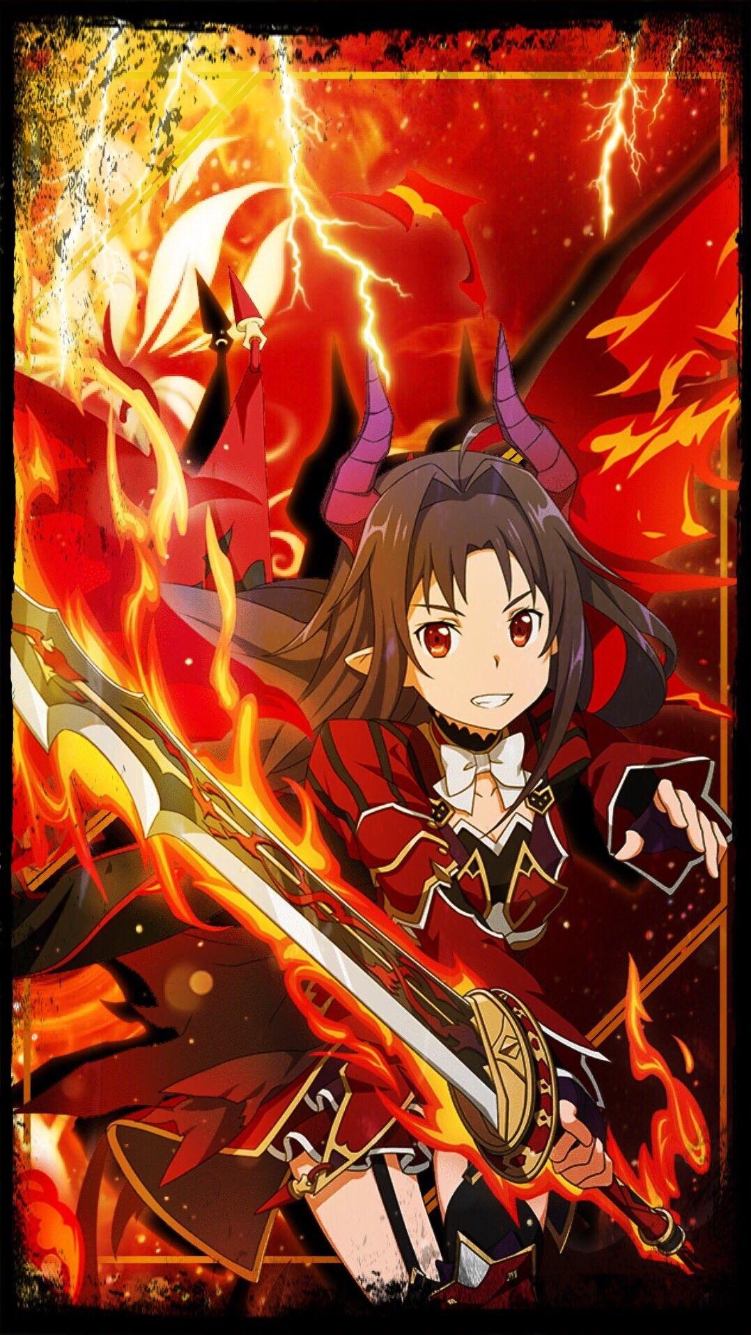 Pin By DuongNhi On Sword Art Online Memory Defrag
