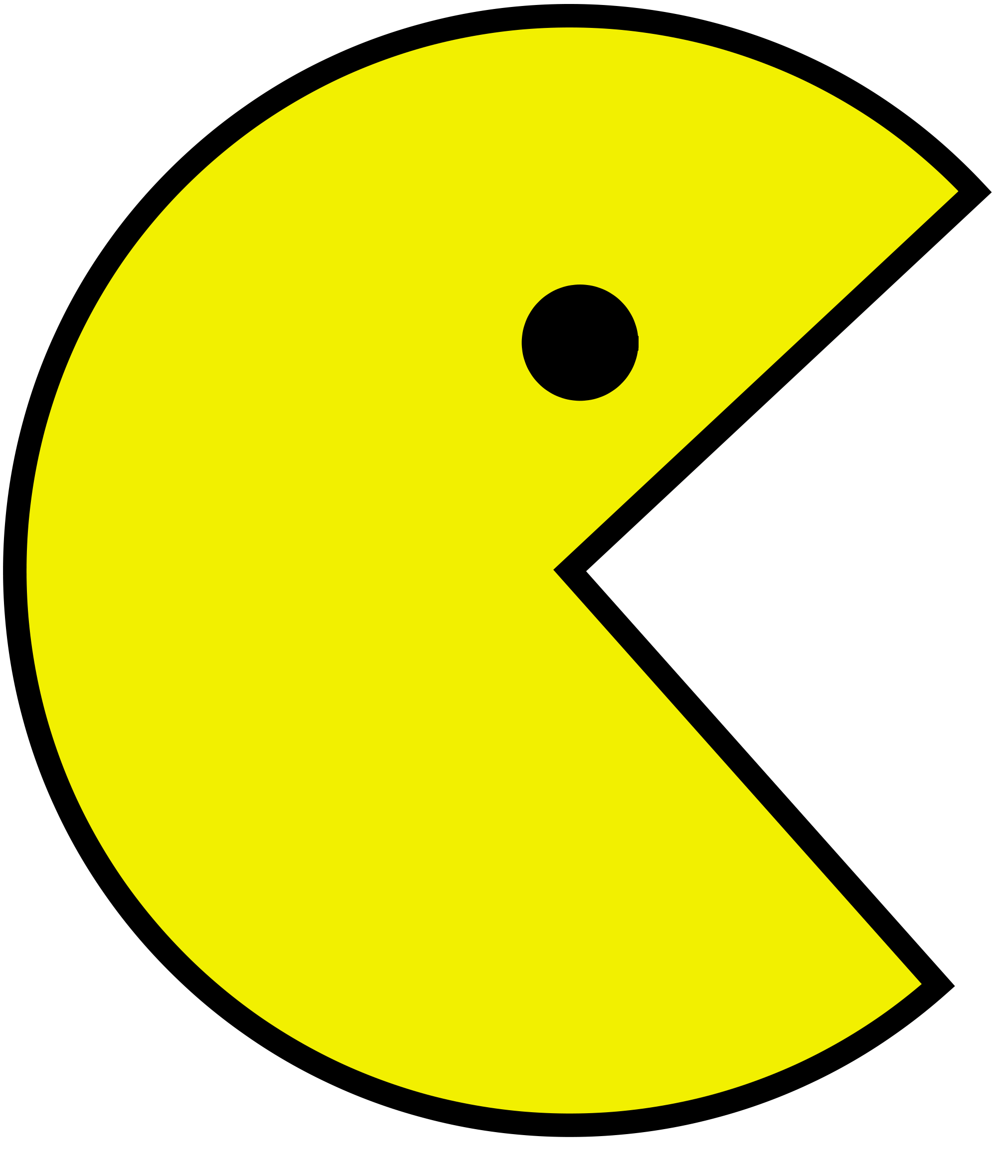 PACMAN: Remember the little smiley face from the '70s? In ...
