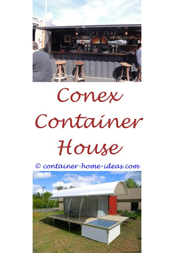 Old Shipping Containers Turned Into Houses 40ft container