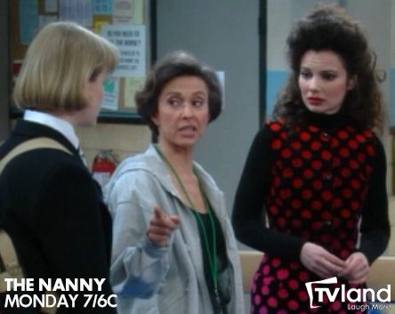EGOT winner Rita Moreno guest starred on The Nanny
