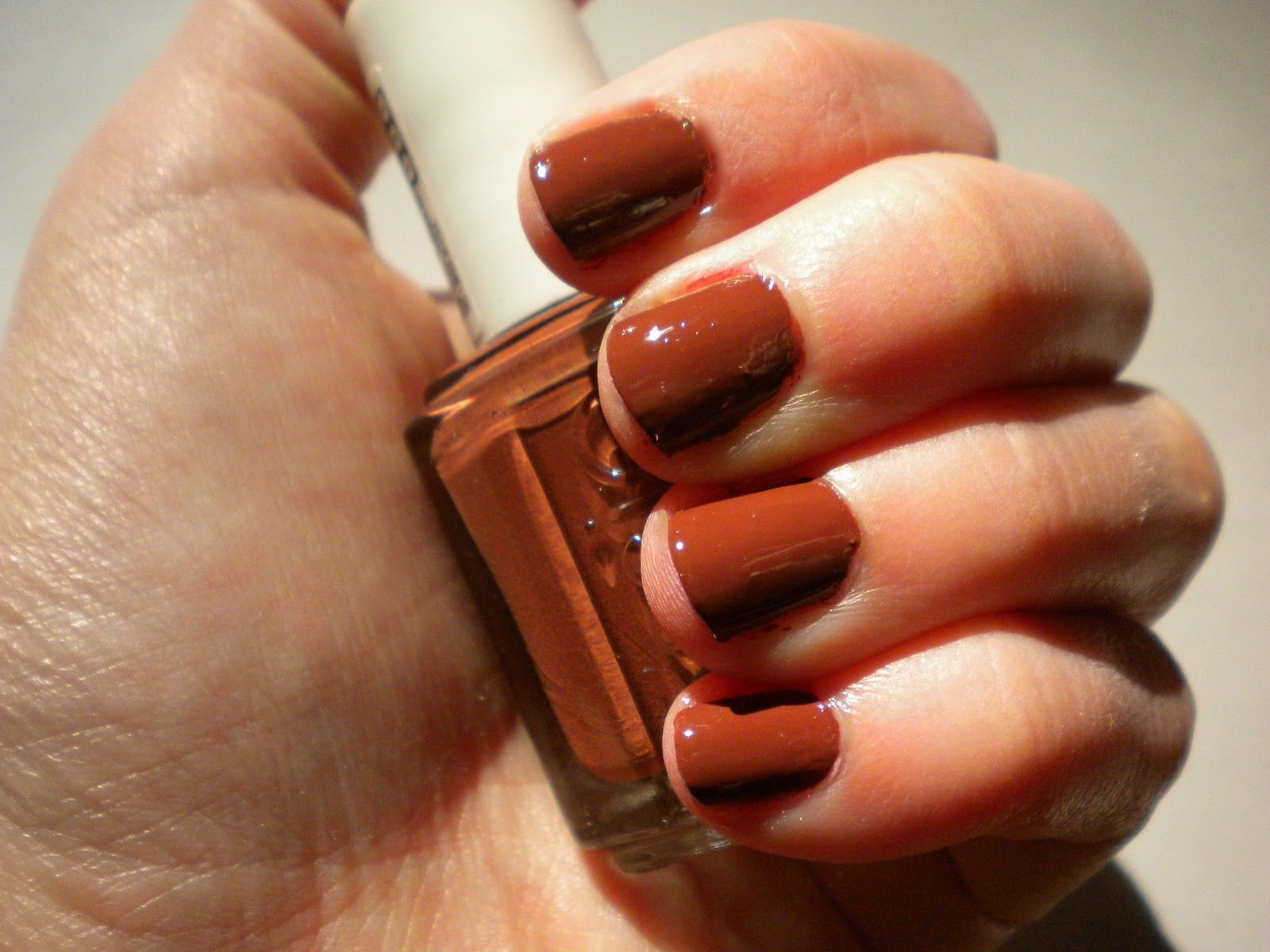 Burnt orange nail polish google search nails inspiration