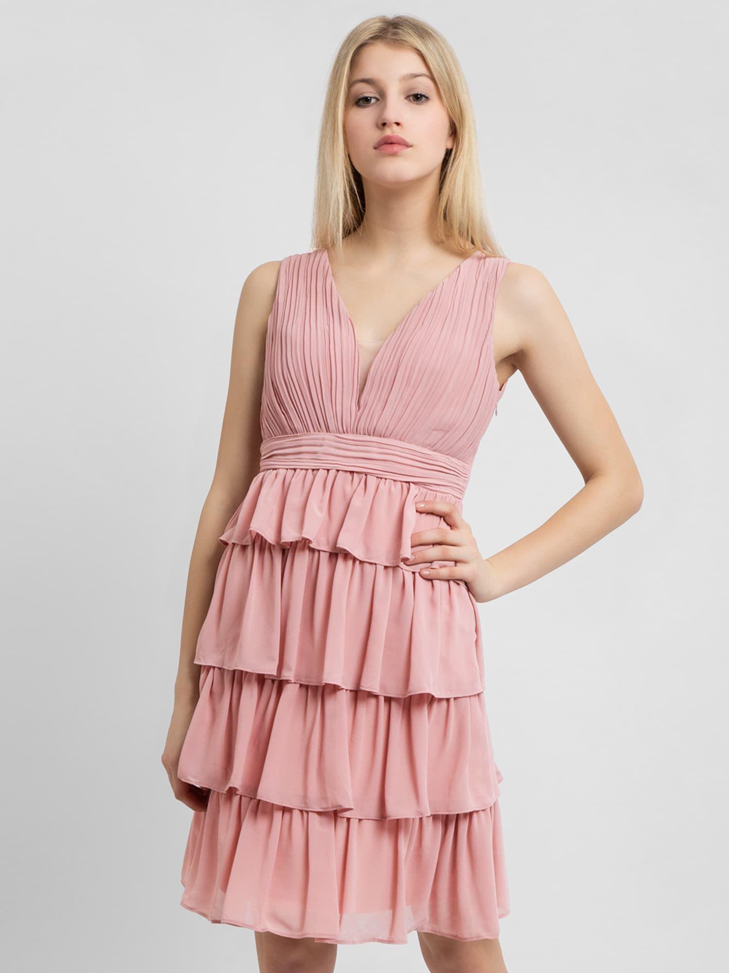 APART Abendkleid Damen, Rosa, Größe 16  Abendkleid, Kleider, Modestil
