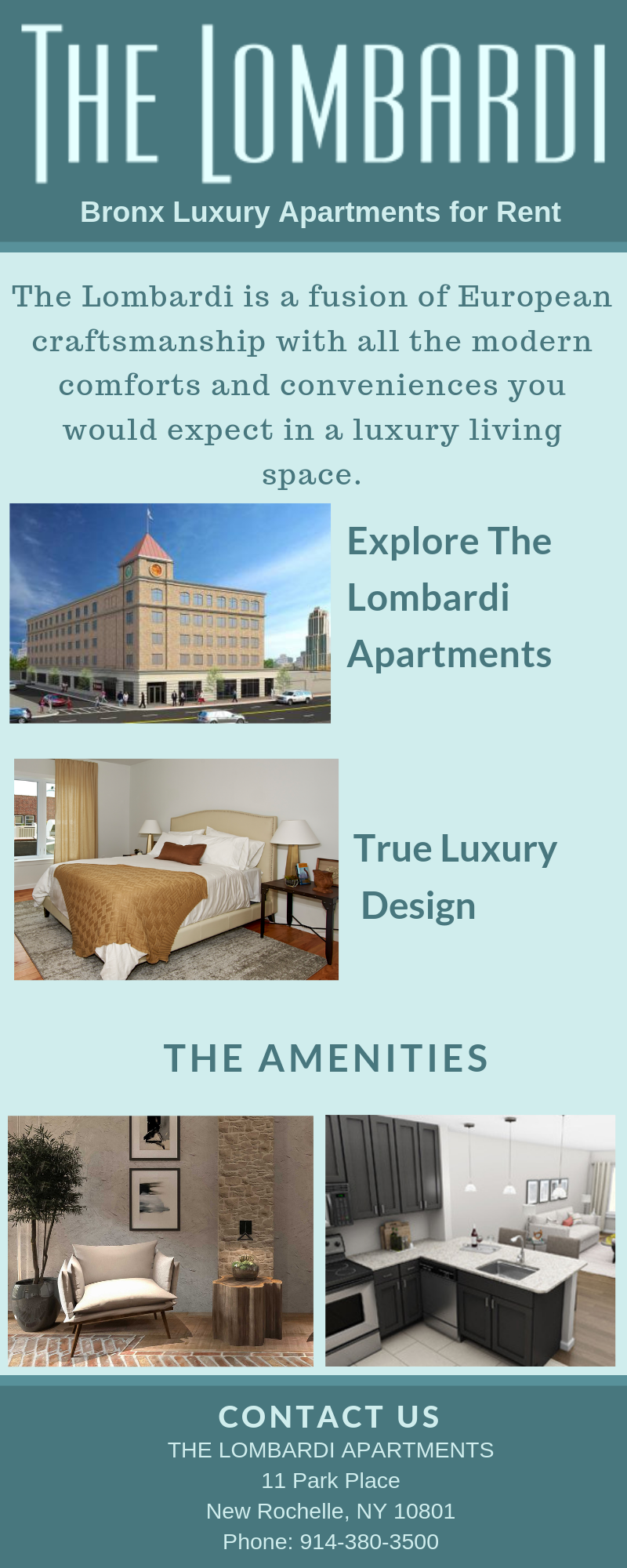 Bronx Luxury Apartments For Rent The Lombardi Luxury Apartments Apartments For Rent Apartment
