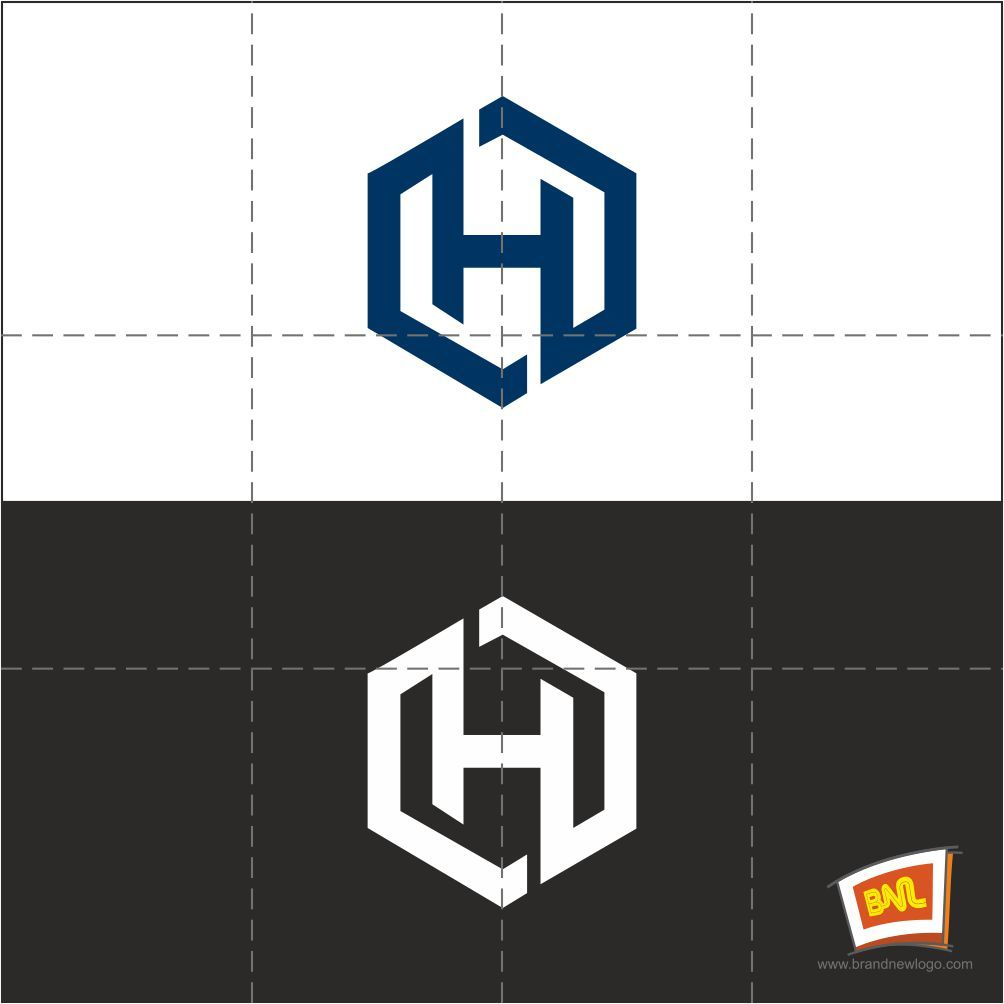 Furniture logo inspiration - Letter H Vector Logo Impression For Any Business
