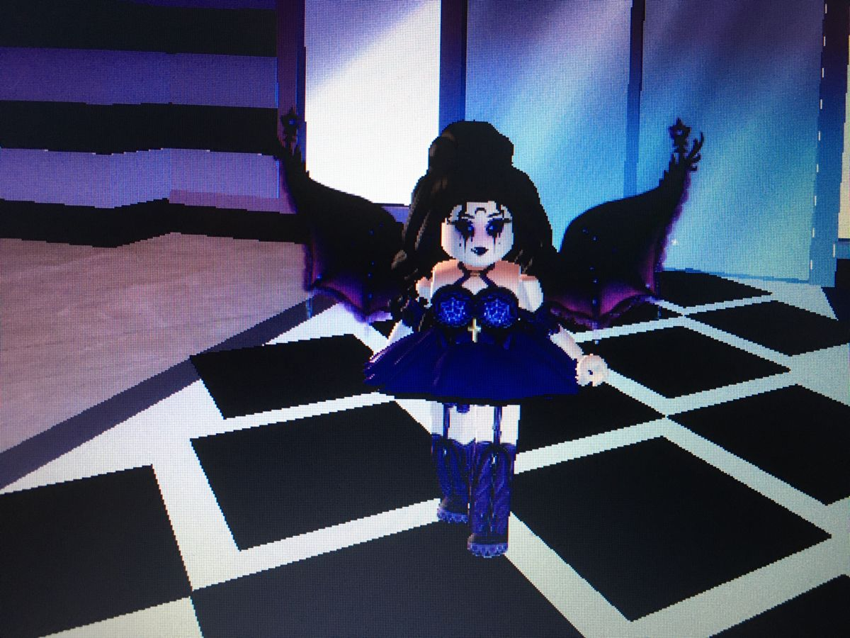 Purple Gothic Outfit Purple Gothic Gothic Outfits Halloween Event