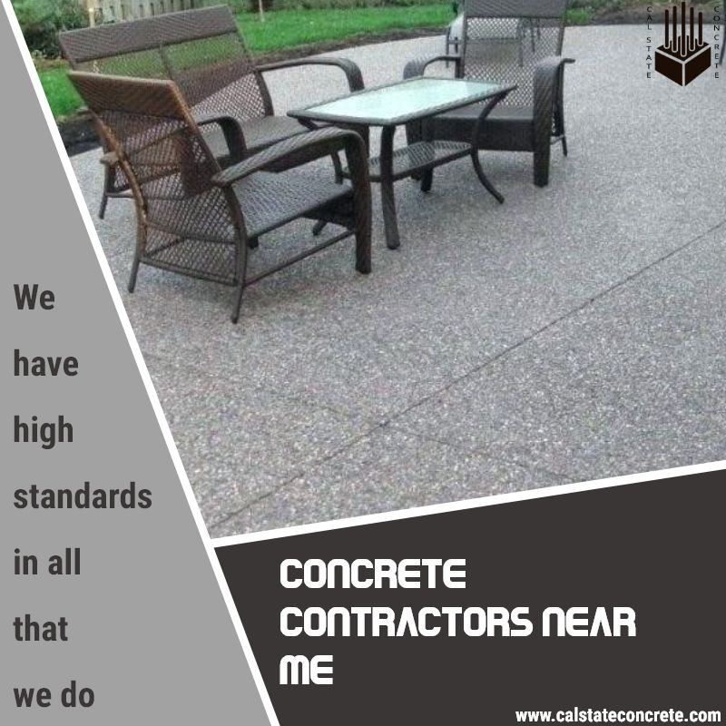 How House Construction Works Cal State Concrete Concrete Home Construction Concrete Contractor