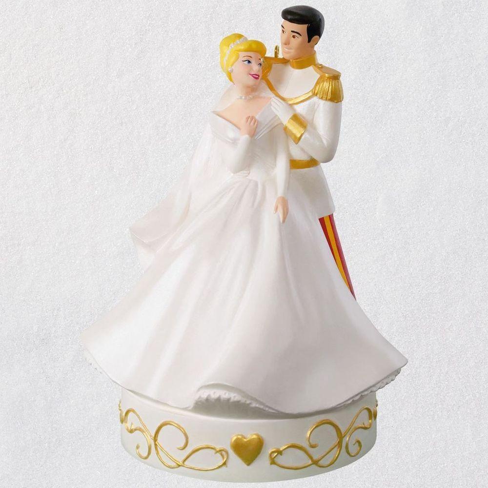 Hallmark 2018 Cinderella So This Is Love Porcelain Musical Ornament Ebay Hallmark Disney Ornaments Disney Ornaments Disney Christmas Ornaments