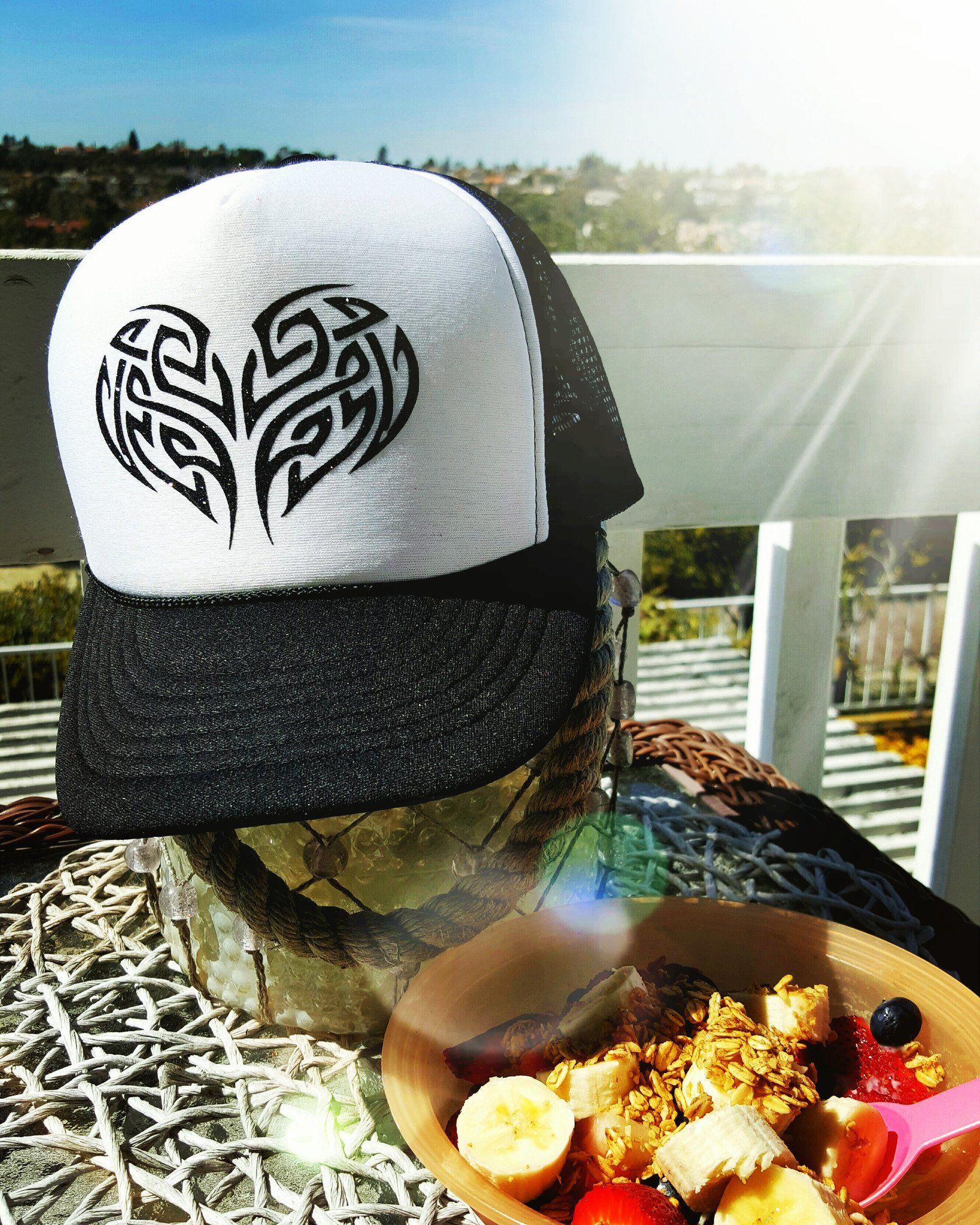 Tribal Tree of Life Trucker Hat