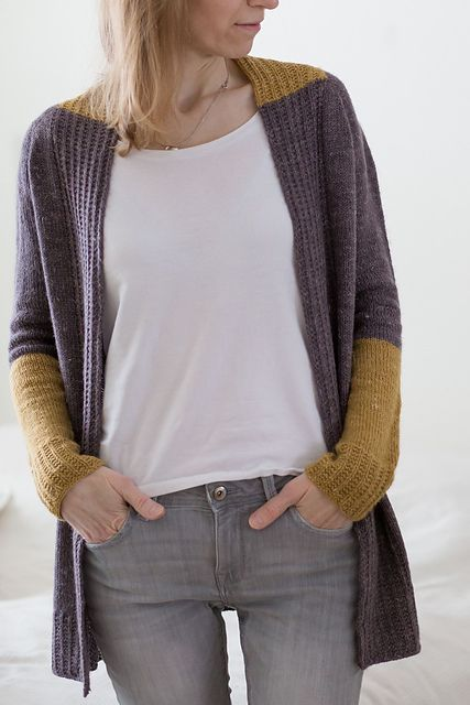 Ravelry: Leap Year Cardigan pattern by Suvi Simola