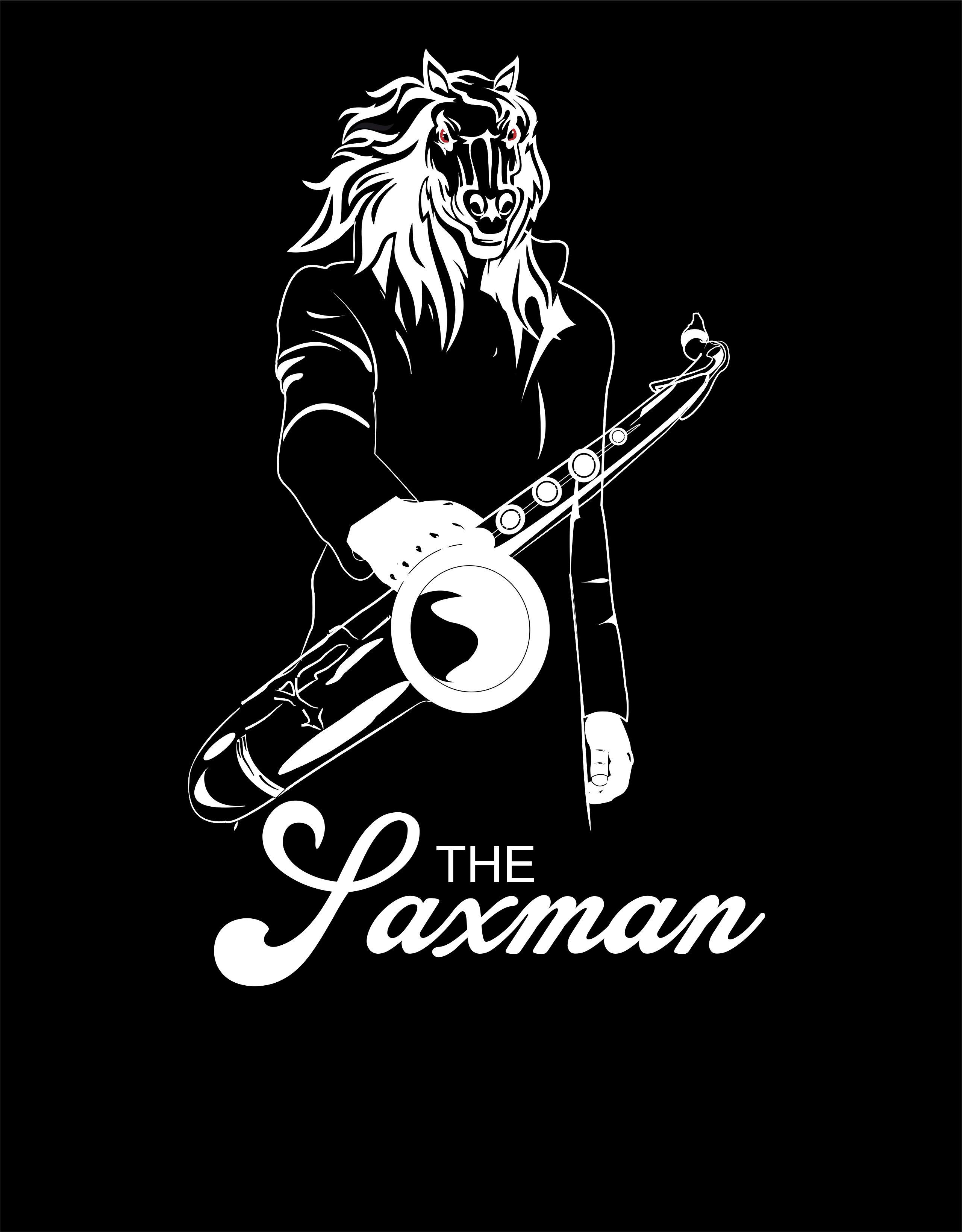 Create The Saxman Vector with Corel Draw X7 (Dengan gambar