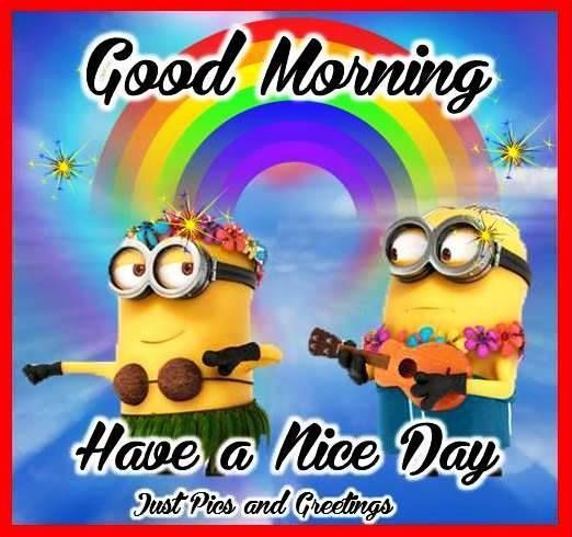 Minion Good Morning Quote Good Morning Minions Good Morning Snoopy Funny Good Morning Images